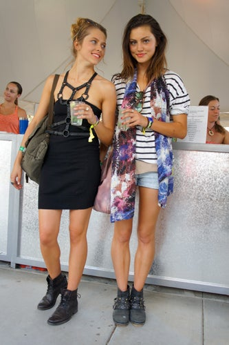 Coachella Style 2011 - friends