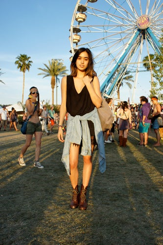 Coachella Style - Grunge