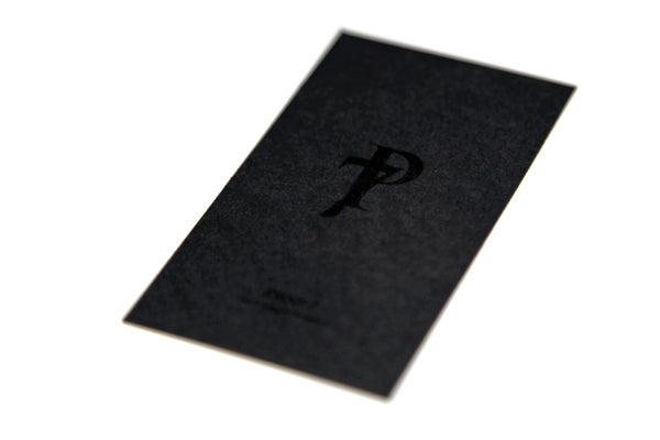 Proof7 Business Card