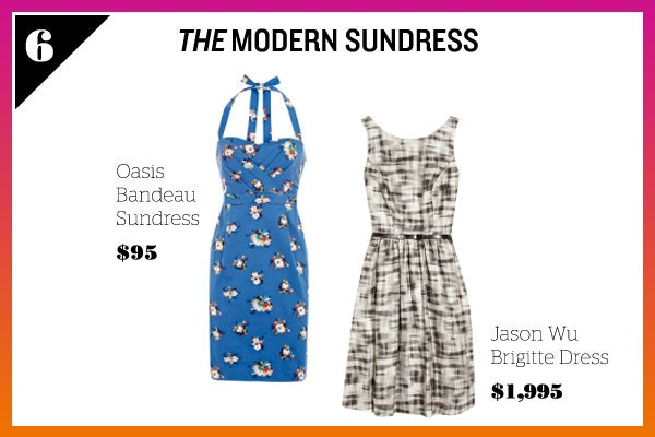 Summer Wardrobe Essentials - Sundress