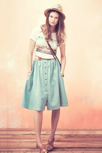 How To Wear Midi Skirts- Midi Skirt Shopping Guide