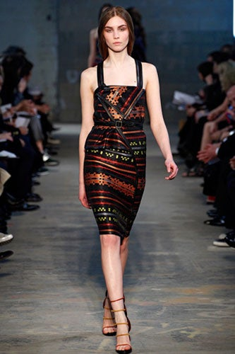 Proenza Schouler Fall Dress